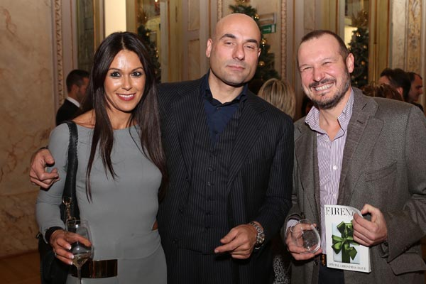 Lorella Cannas, Gianluca Lelli, Michele Guidi