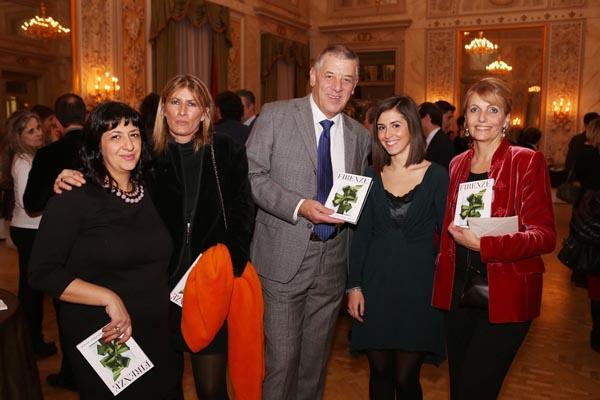 Alessandra Nardelli, Monica Offidani, Gianni Consorti, Pamela Pettinelli, Daniela Zazzeri