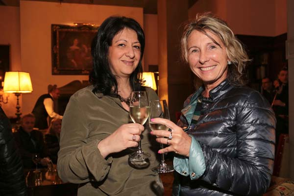 Alessandra Nardelli e Marinella Fani