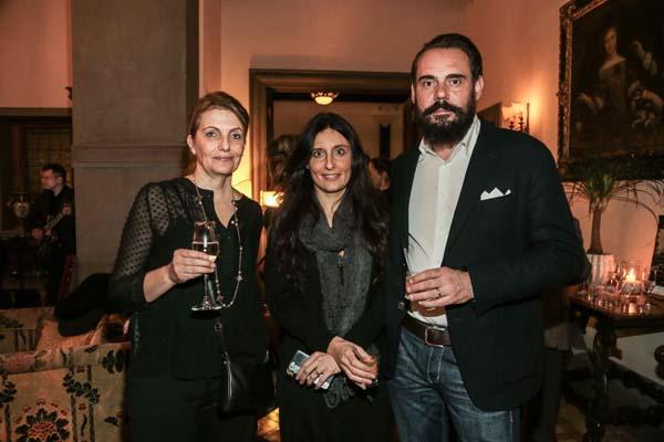 Andrea Olianti, Erika Ghilardi, Daniela Zazzeri