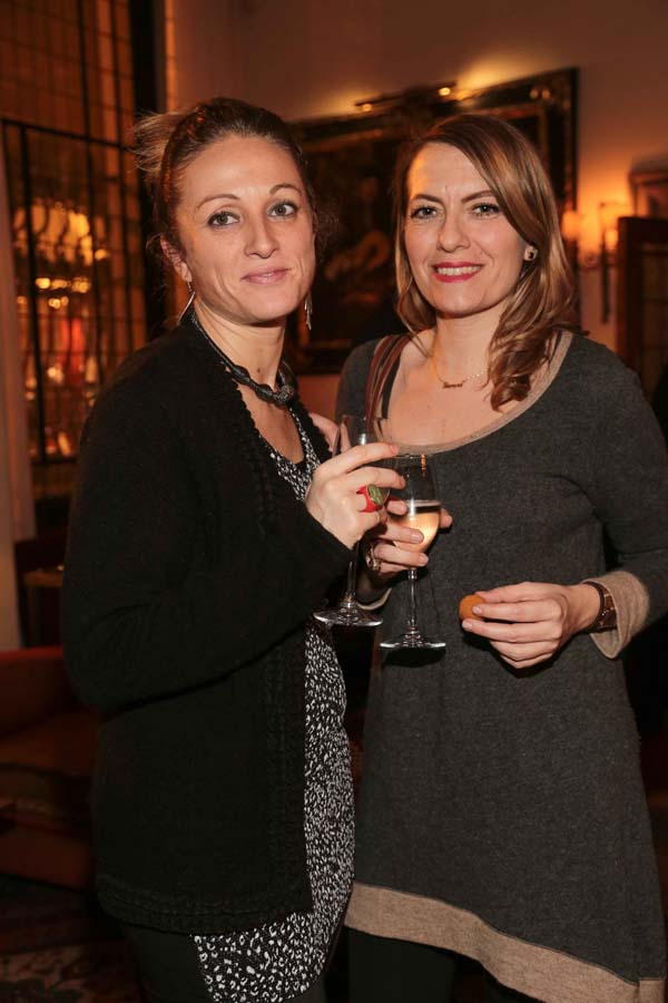 Carolina Mancini e Eleonora Dapinguente