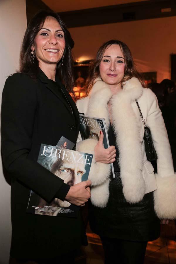 Silvia Calosci e Claudia Casaglia