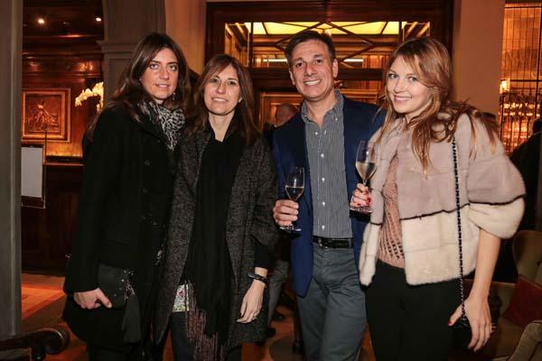 Elena e Andrea Zini, Chiara Nencini, Cristina Galeotti