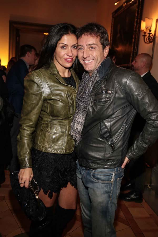Alessandro Fabbrini e Leah Micaelli