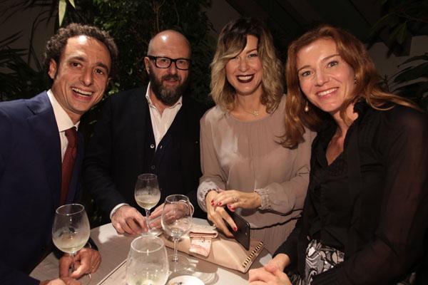 Vanni Torrigiani, Simone Bellocci, Rachele Montella, Susanna Torrigiani
