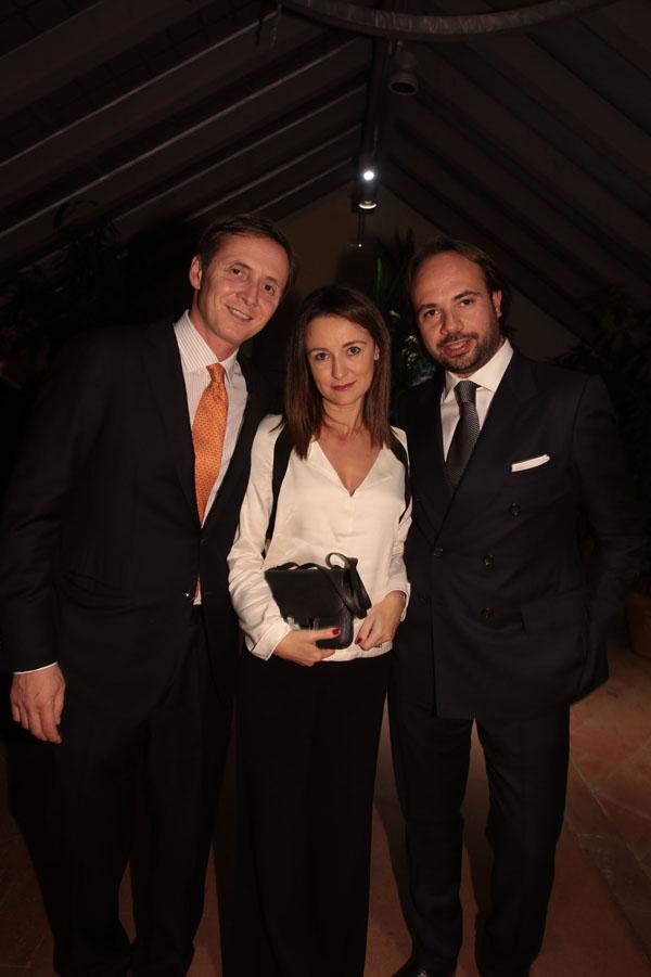 Leonardo Stanta, Eleonora Maggini, Niccolò Biondi