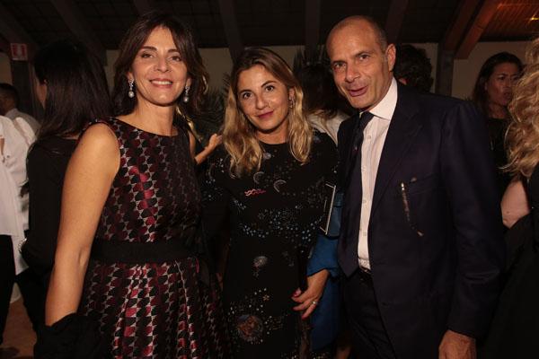 Maddalena Ciaramella, Monica Sarti, Roberto Ciaramella
