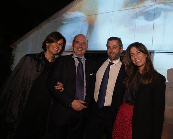 Analis Chissini, Niccolò Manetti, Lorenzo Segre, Chiara Bei
