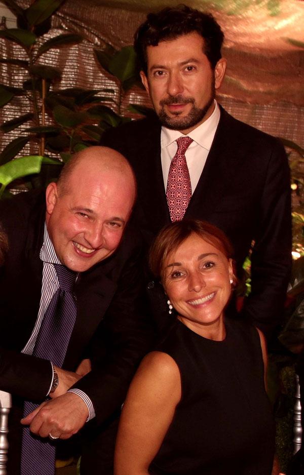 Niccolò Manetti, Fabio Bechelli, Helga Fani