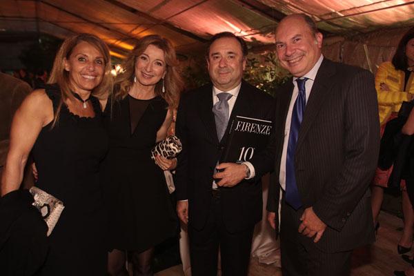 Federica Rotondo, Ferdinando Vettori, Gianluca Tenti