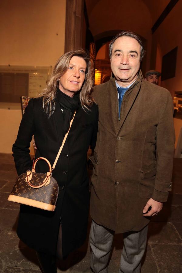 Veronica and Alessandro De Sanctis