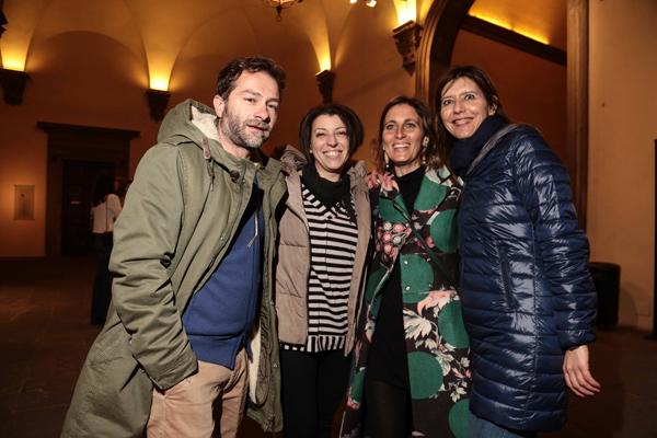 Paolo Alboni, Sonia Becattini, Veronica Tonini, Simona Ravaglioli