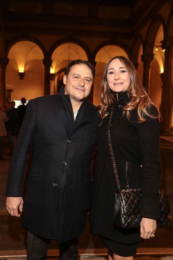 Davide Ricci, Claudia Casaglia