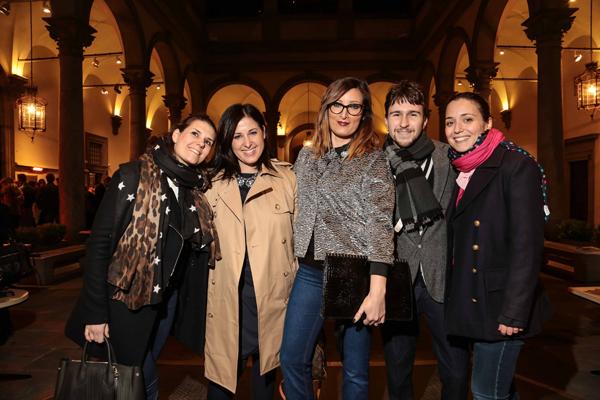 Giulia Preziosi, Alessia Lana, Ludovica Bigini, Giovanni Zazzeri, Mariangela Lucchese
