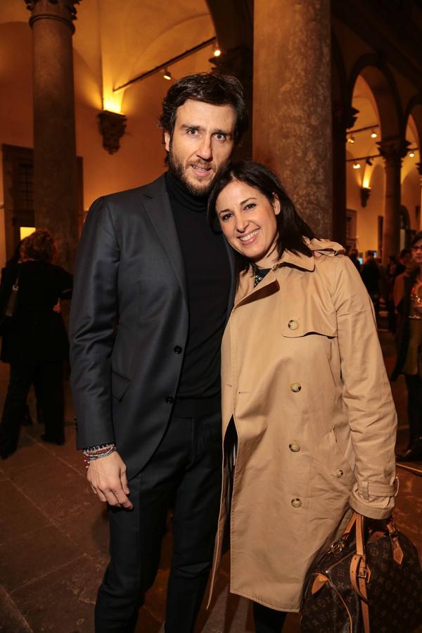 Alex Vittorio and Alessia Lana