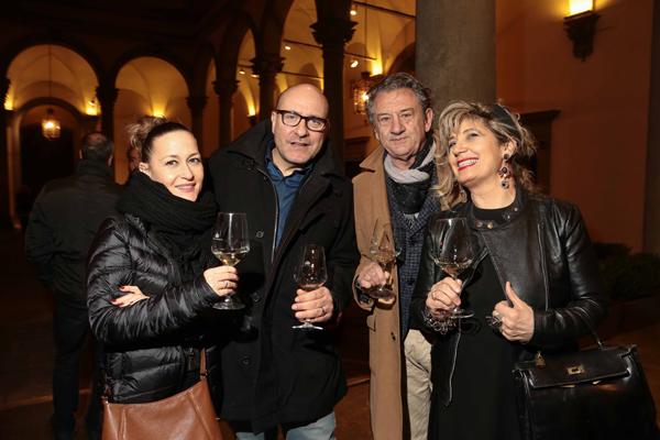 Tamara Vescarelli, Giovanni Foggi, Riccardo Foto, Gabriella Peruzzi