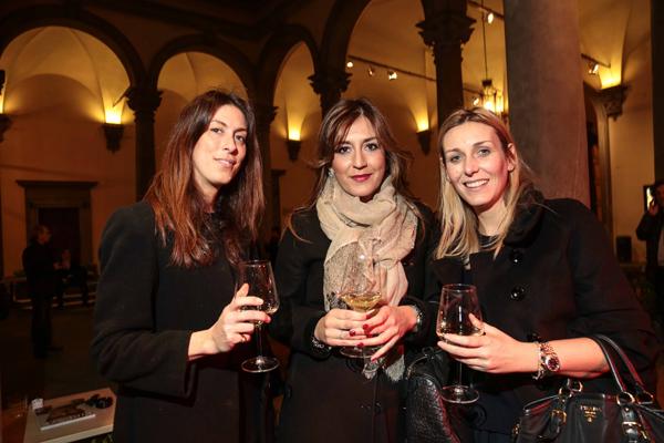 Elena Gori, Rachele Conti, Francesca Bettarini