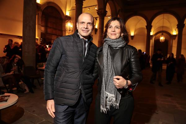 Roberto and Maddalena Ciaramella