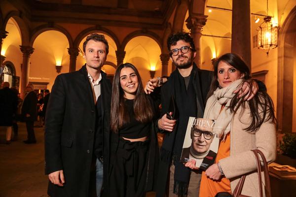 Giulio Torrini, Marta Sili, Tommaso Vergelli, Francesca Becherucci