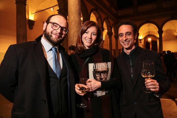 Tommaso Corsini, Susanna and Vanni Torrigiani