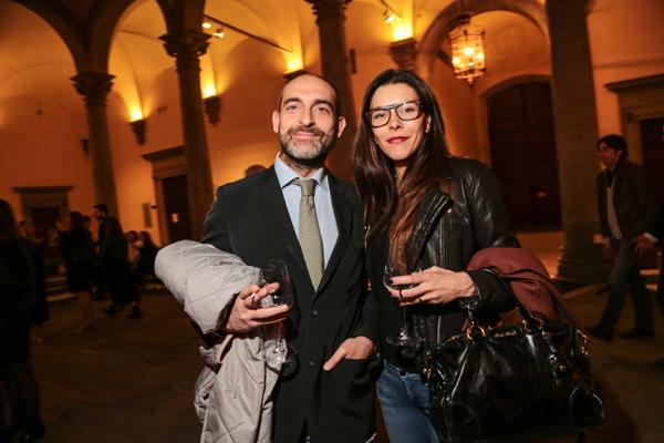 Andrea Marroni and Ana Susic