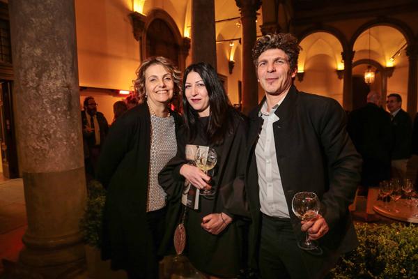 Daniela Zazzeri, Michela Ursu, Paolo Tarchiani