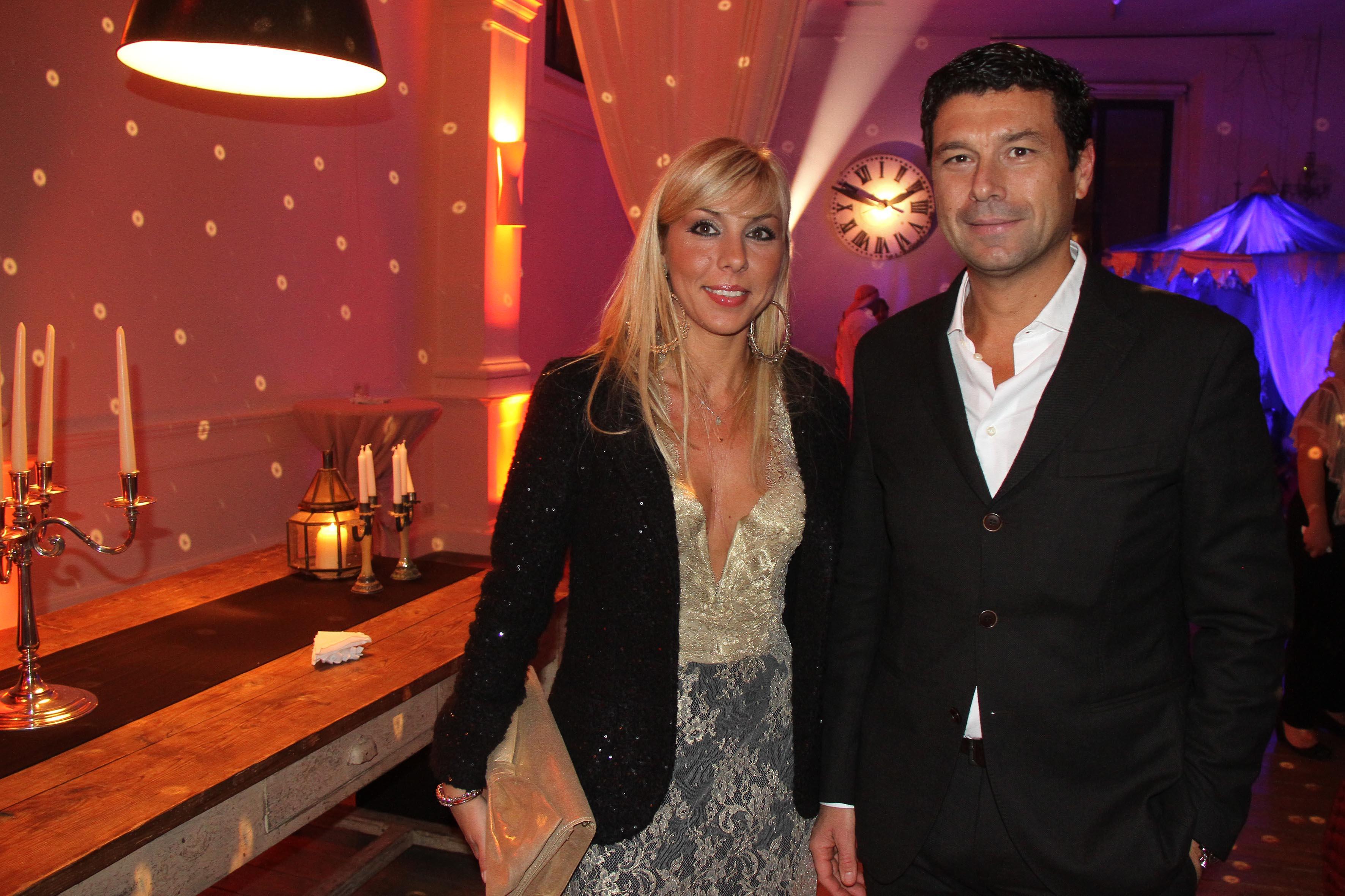 PRESSPHOTO  Firenze Magazine, serata ATT: Gaia Cinotti e  Giuseppe Spinelli