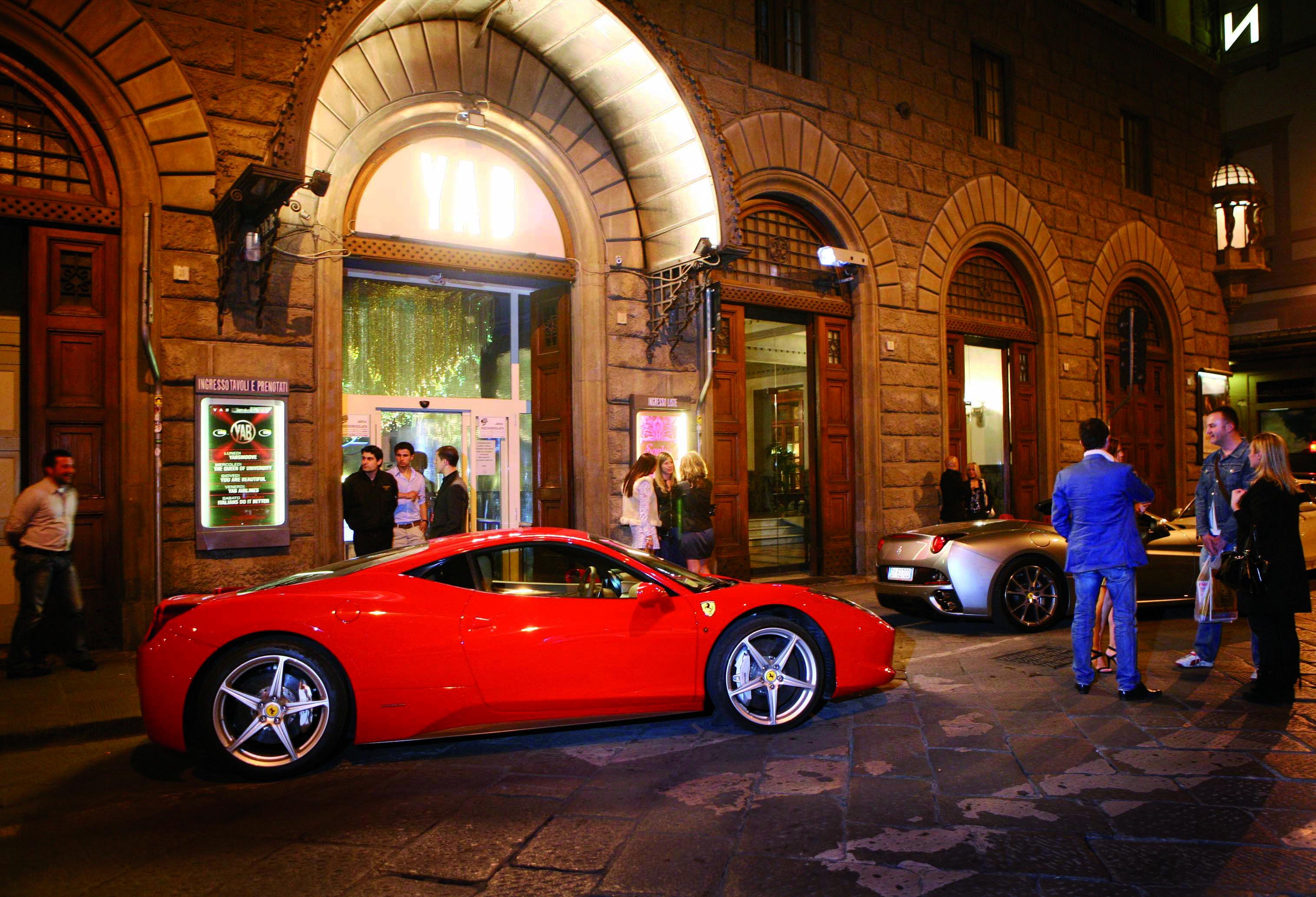 PRESSPHOTO  Firenze Magazine evento Concessionaria Leone allo Yab;