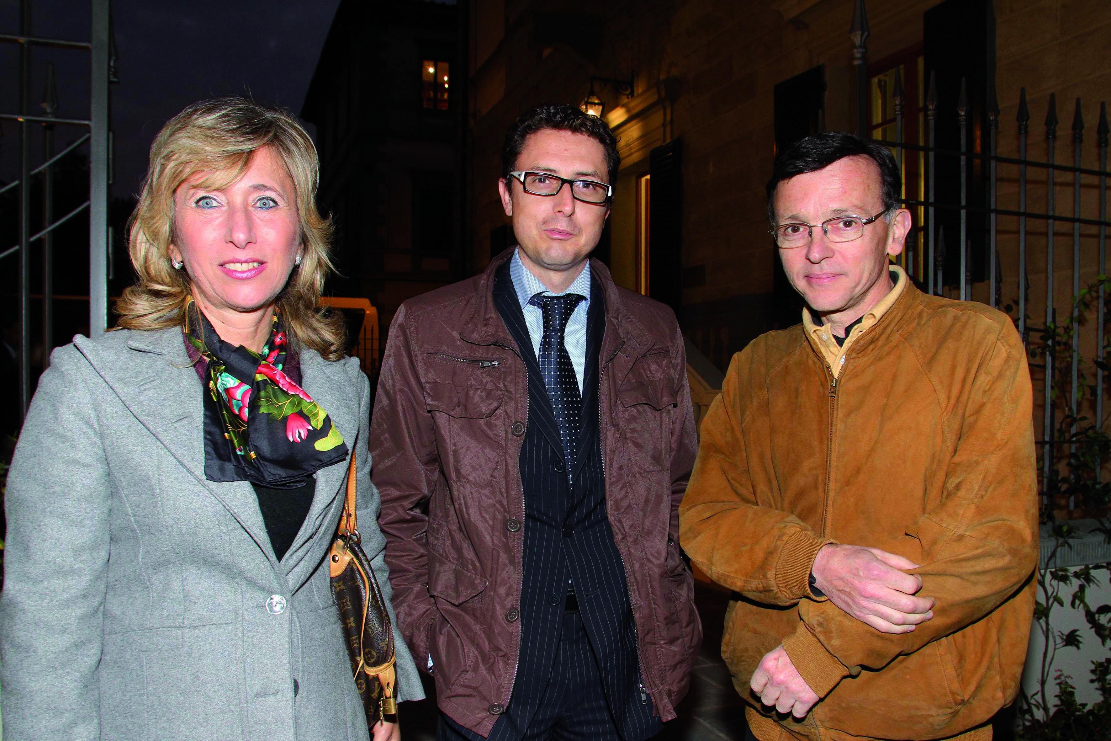 PRESSPHOTO Firenze Magazine, FINECO: Stella Vannozzi, Leonardo Guidi e Giovanni Masini