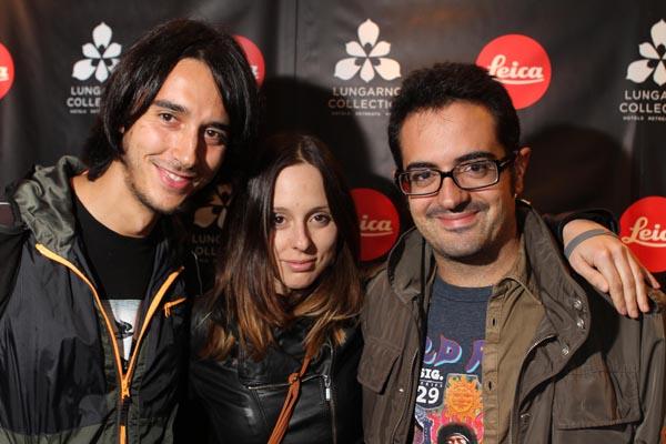 Carlos Folgoso, Maria Tavigo, Tiago Perez