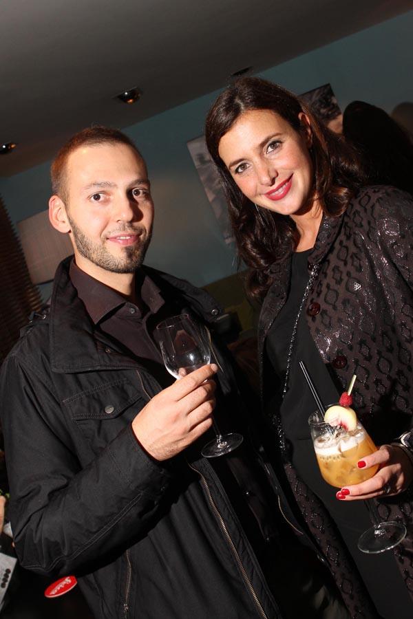 Marco Pieraccini and Cristina Fogliatto