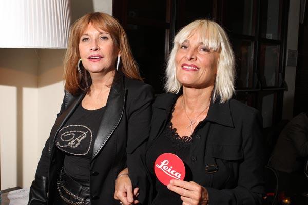 Antonella Berti and Stefania Boni