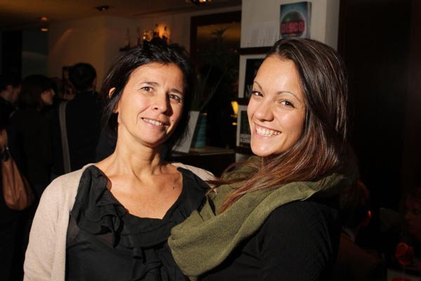 Francesca Tonelli and Irene Rinaldi