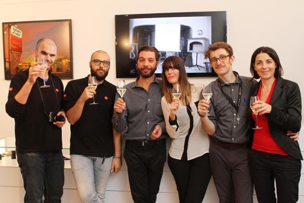 Andrea Boccalini, Marco Casino, Mattia Dallara, Giuliana Fedele, Vanessa Bernocchi and Gilberto Benni
