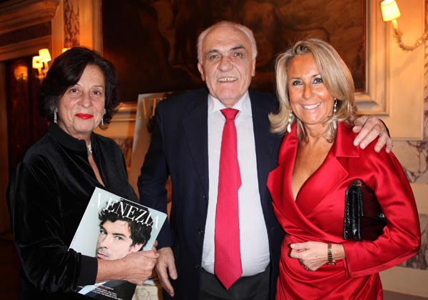 Fiore Savio, Gigi Savio, Giuliana Caprioglio