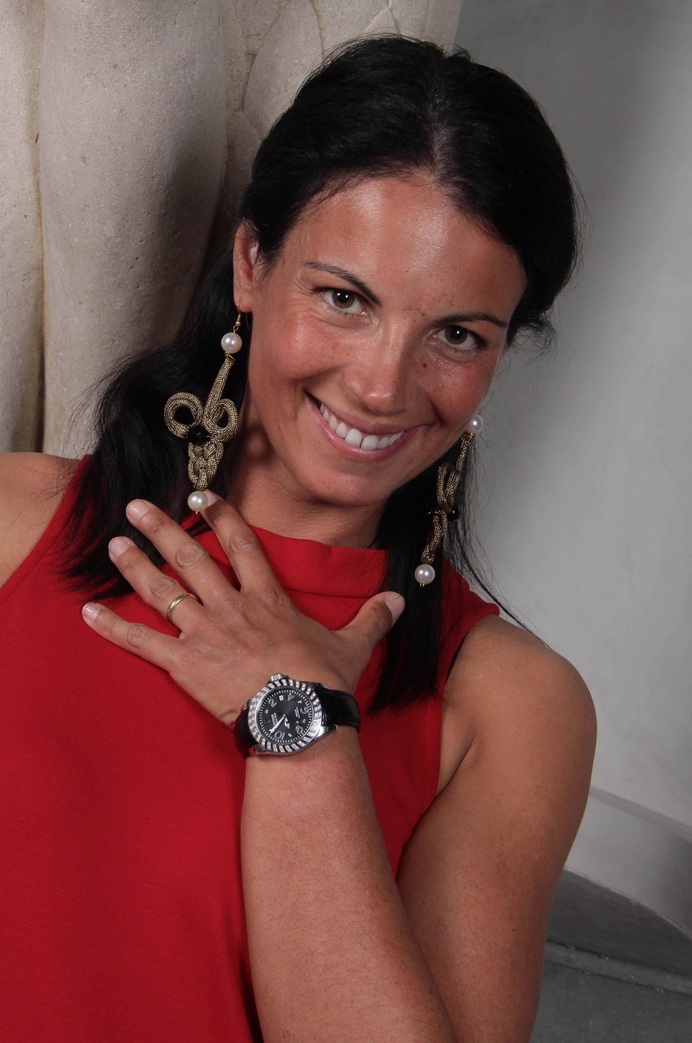 pressphoto-Firenze Serata per la presentazione della Rivista Firenze Made In Tuscany  son Tudor   Bianca Coda