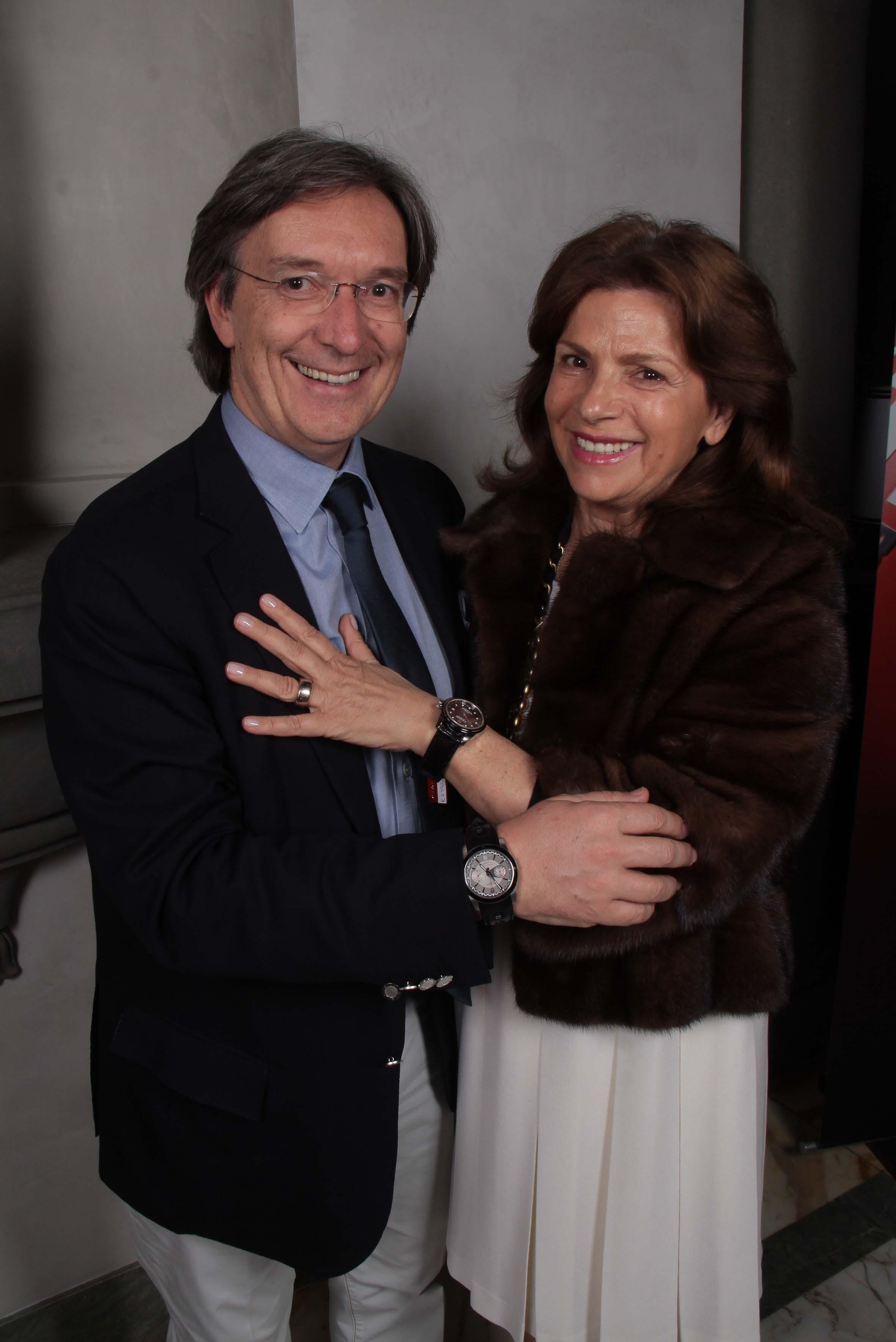 pressphoto-Firenze Serata per la presentazione della Rivista Firenze Made In Tuscany  son Tudor  Dr. Paolo Vranjes