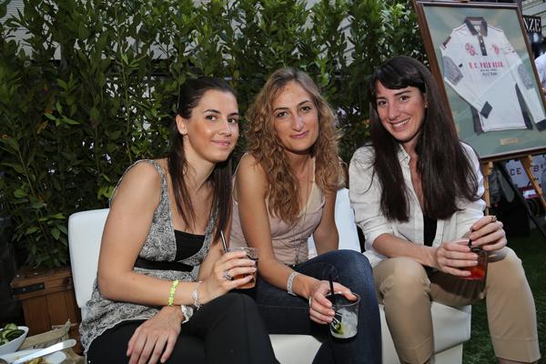 Pamela Pettinelli, Sara Barni, Alice Collini