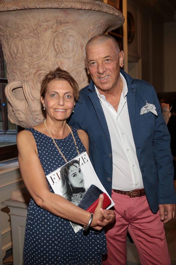 Gianni Consorti, Daniela Zazzeri