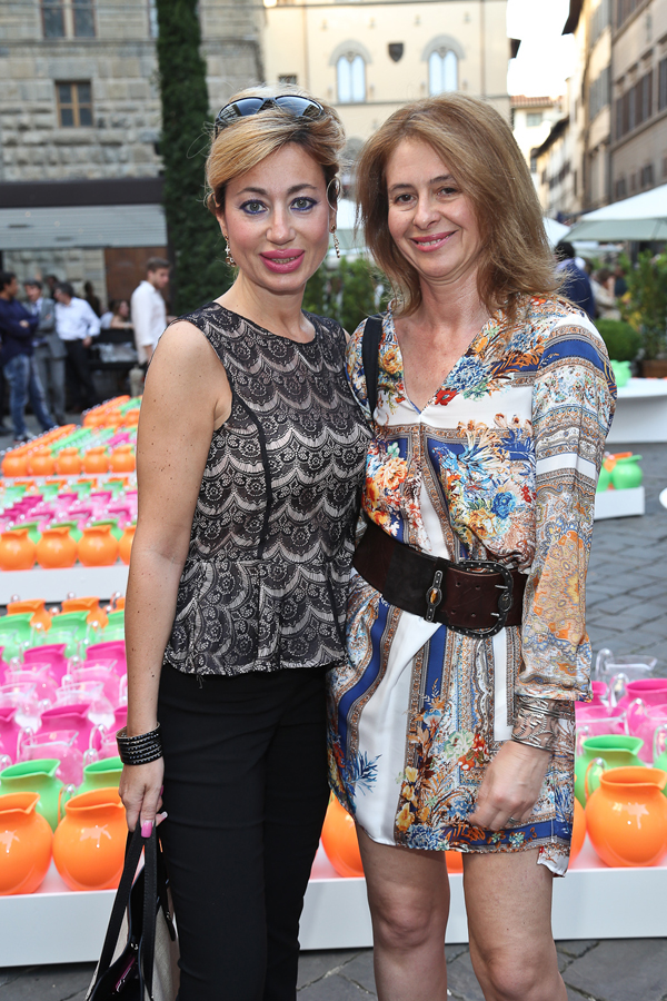 Simona Naldini, Moreschina Fabbricotti