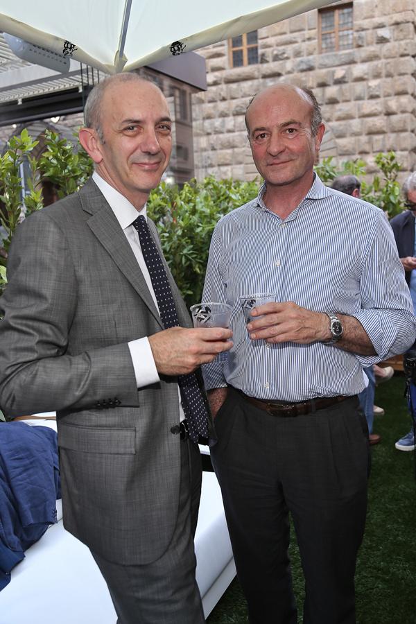 Luca Bedin, Andrea Sottani