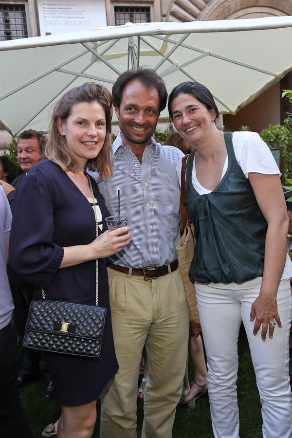 Evija Casalini, Federico and Elisabetta Marchi