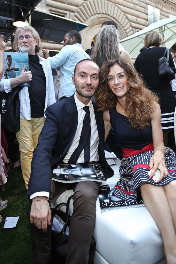 Michele Cecchin, Francesca Testi