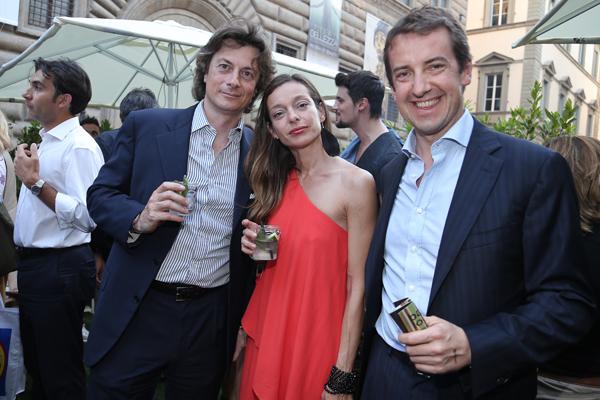 Marcello Benedetti, Barbara Caggiati, Lorenzo Bonacchi