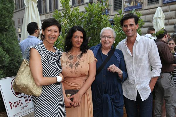Maddalena Bencini, Alessandra Nardelli, Angela Caputi, Ricardo Perna