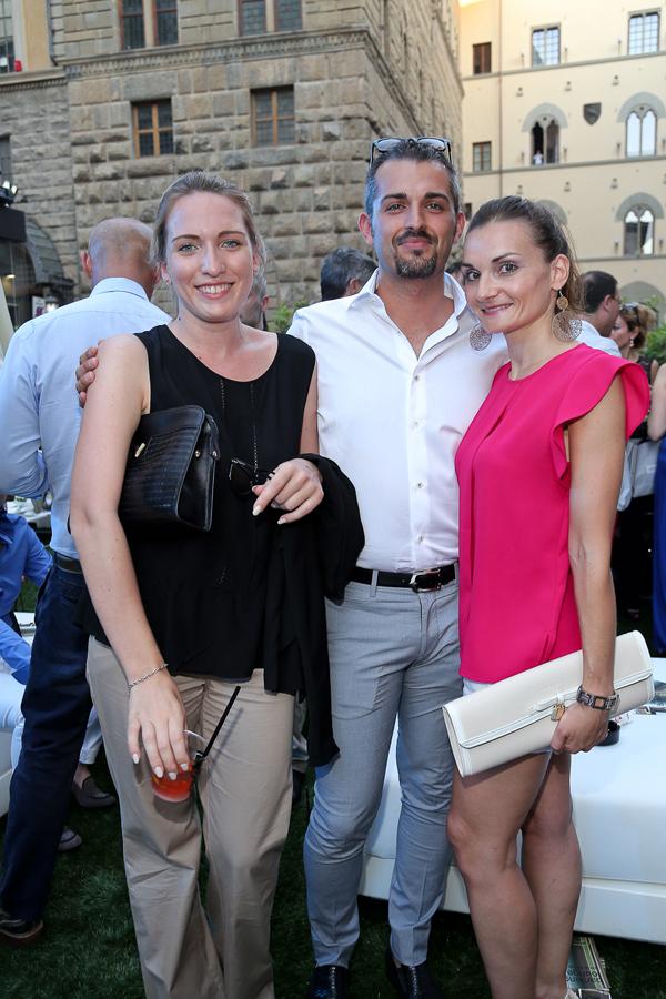 Claudia Morelli, Fabio Lugana, Karen