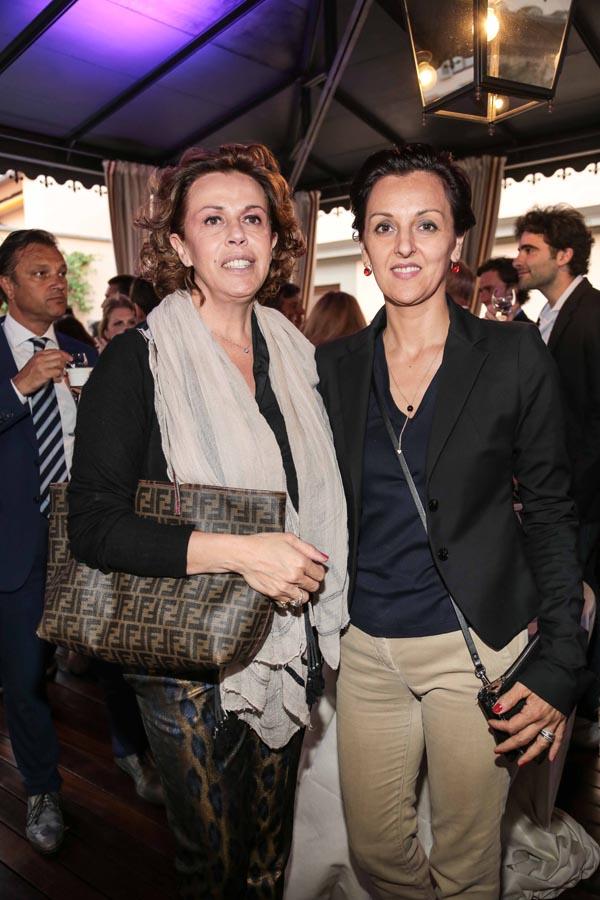 Paola Pugliese e Laura Bolognini