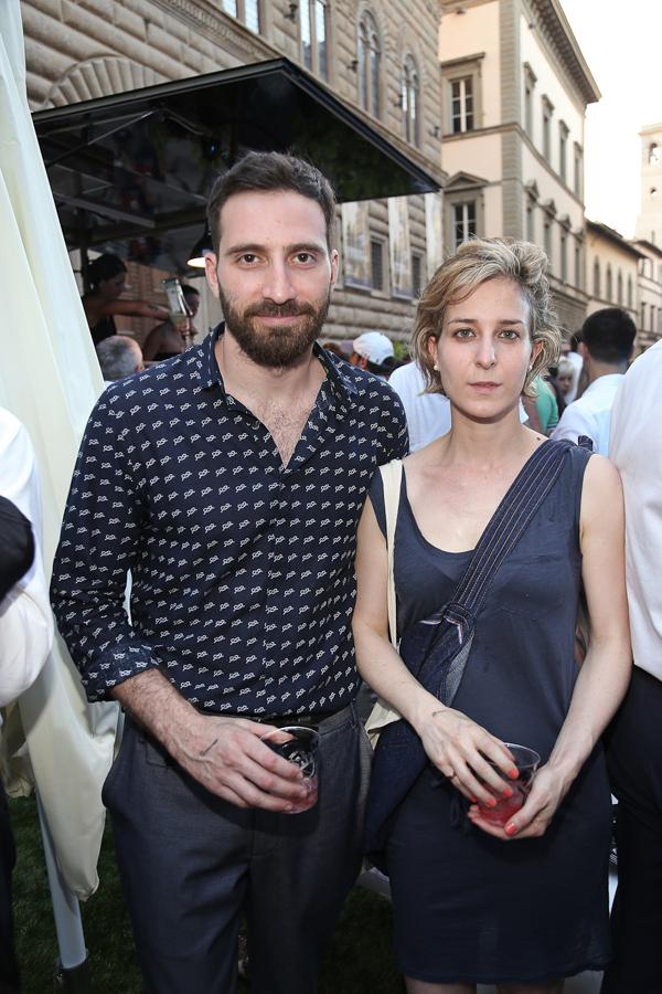 Emiliano Laszlo, Carlotta Forasassi