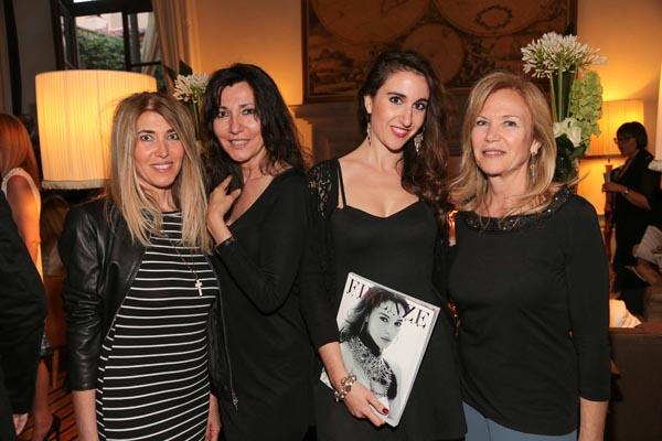 Rossella e Mariangela Catalano, Margherita ed Emma Caccetta