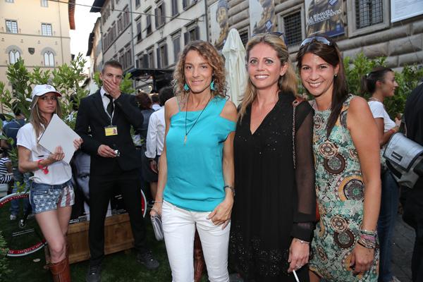 Francesca Gioiello, Annalisa Saggiomo, Diana Velez